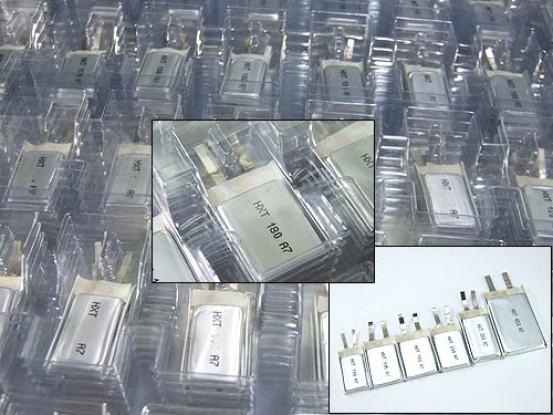 HXT 180mAh 12-20C Single Cell
