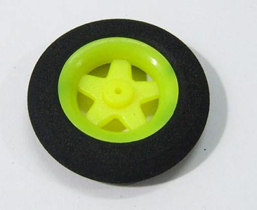 Super Light 5 Spoke Wheel D30xH7 1pc