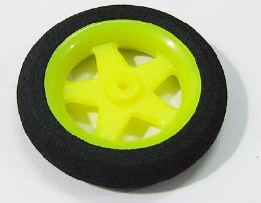 Super Light Multi Spoke Wheel D50x13mm 1pc