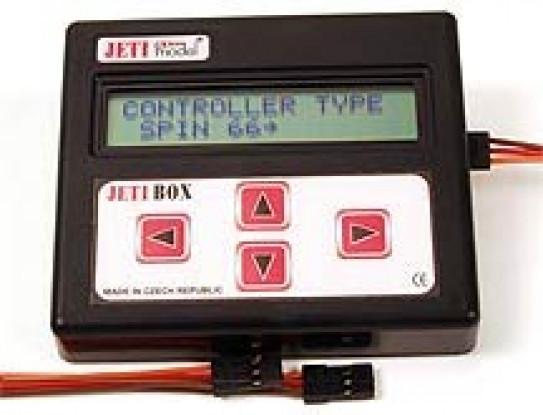 Jeti Programming box and testing tool