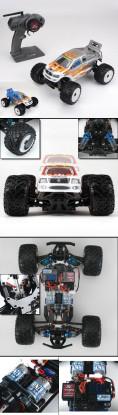 1/18 Mini-LST2 Monster Truck RTR