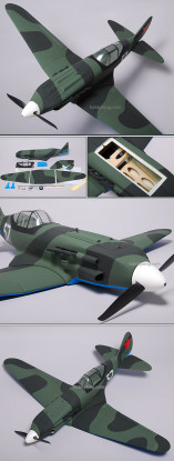 MIG-3 Russian Soviet WW2 Fighter ARF