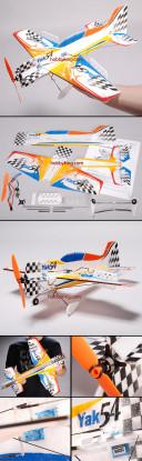 Yak-54 Micro 3D plane EPP Kit w/ Motor & ESC