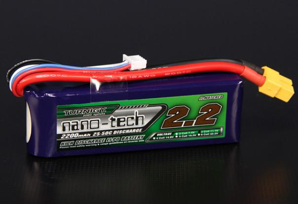 Turnigy nano-tech 2200mah 3S 25~50C Lipo Pack
