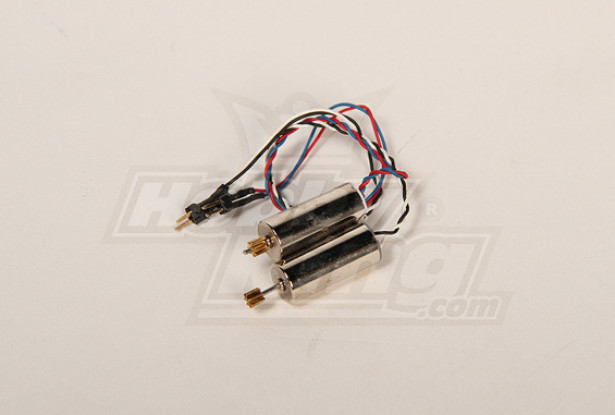 227A Twingo Replacement 7mm Brushed Motor Set (2pcs/set)