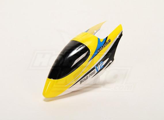 Solo Pro FP II Canopy V2 (Yellow)