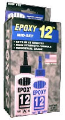 NHP 112 EPOXY 12min Mid Set 8oz