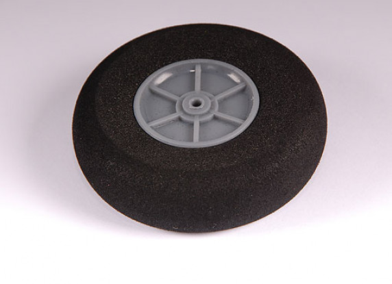 Light Foam Wheel (Diam: 80, Width: 25mm)
