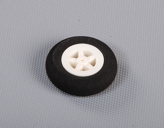 Light Foam Wheel (Diam: 40, Width: 11mm)