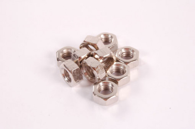 Hex-nuts M7 10pc