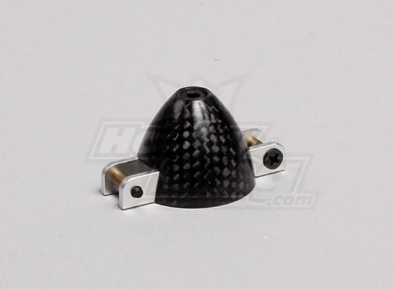 32mm Carbon Fiber Spinners for Folding Propeller (3.17mm Shaft)