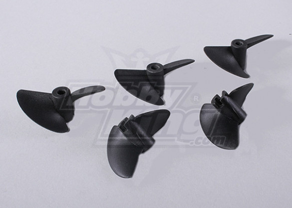 2-Blade Boat Propellers 40x45mm (5pcs/bag)