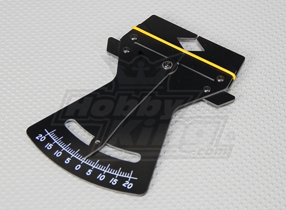 HobbyKing Helicopter Pitch Gauge Kit