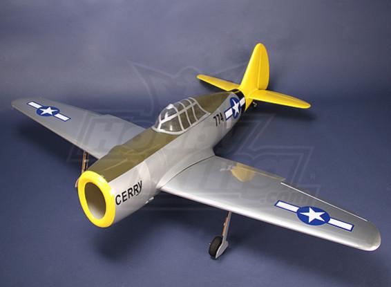 P47 Thunderbolt .46 Fiberglass 55.5inch Kit