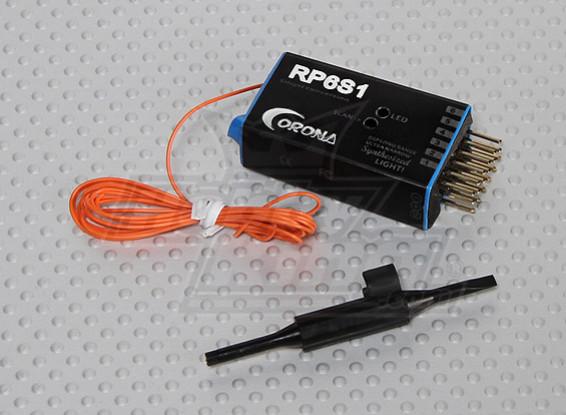 Corona Synthesized Receiver 6Ch 35Mhz (v2)