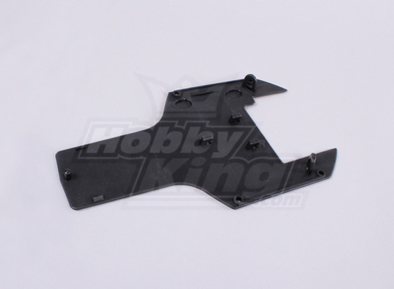 Rear Plastic Chasis Guard - Baja 260 and 260s