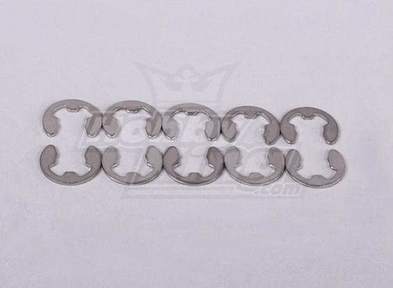 E-Ring 7mm - Baja 260 and 260s (10Pcs/Bag)
