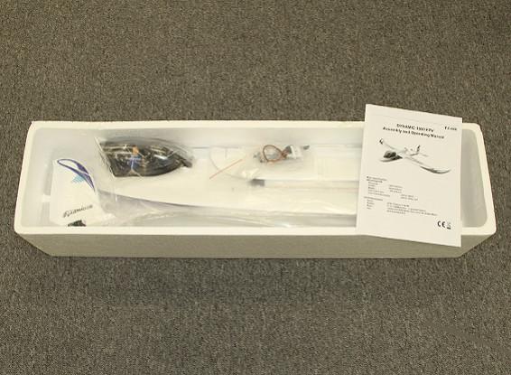 SCRATCH/DENT -  DYNAMIC 1500mm FPV (ARF)