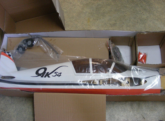 SCRATCH/DENT - Yak 54 3D 1800mm 30cc Gas (ARF) (AU Warehouse)