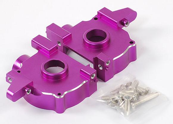 Alloy Front/Rear gear box
