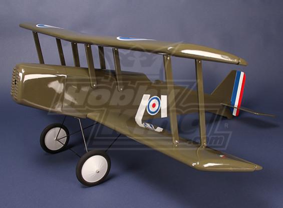 S.E.5a .25 Balsa/Ply Kit 43.3in