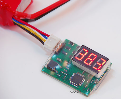 Digital Voltage Display Unit