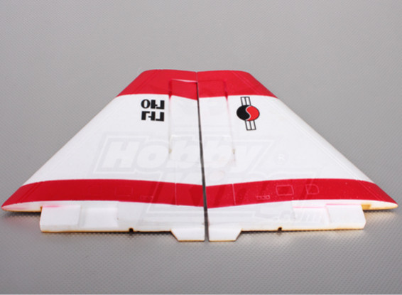 T-50-WING-RED Main Wing Set