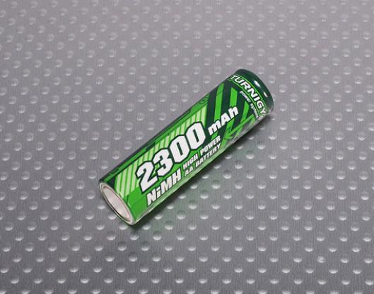 Turnigy 2300mah AA battery NiMH (True Capacity)