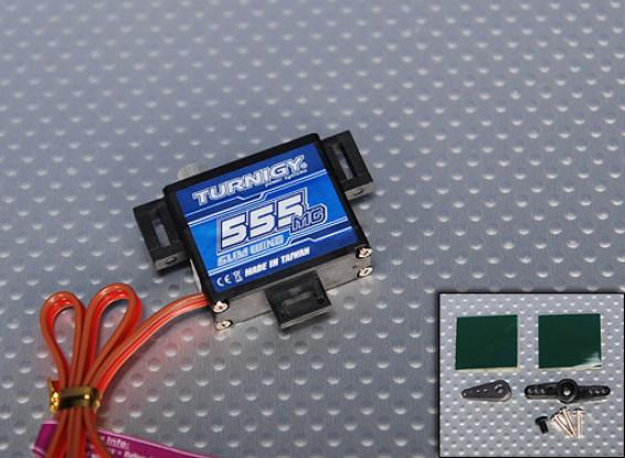 Turnigy™ BMS-555MG Slim Wing MG Servo 4.2kg / 0.15sec / 23g