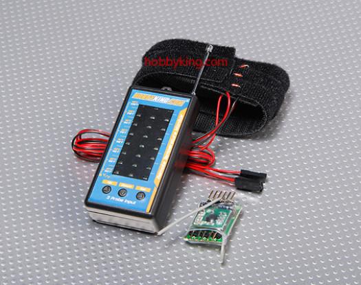 Wireless Temperature Tracker (104~230F)