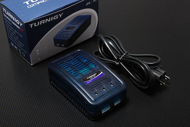 Turnigy 2S 3S Balance Charger. Direct 110/240v Input