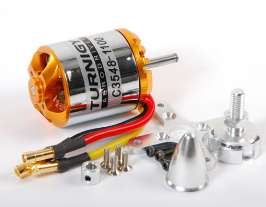 TR 35-48-A 1100kv Brushless Outrunner Eq: AXi 2826