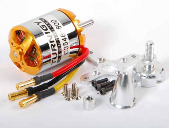 TR 35-48-C 800kv Brushless Outrunner Eq: AXi 2826