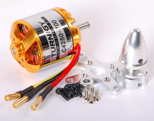 TR 42-50A 700kv Brushless Outrunner / 720W