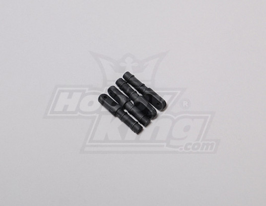 TZ-V2 .50 & .90 Size Tail Support Rod End