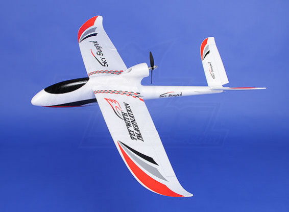 Vector 850 V-Tail Glider EPO (PNF)