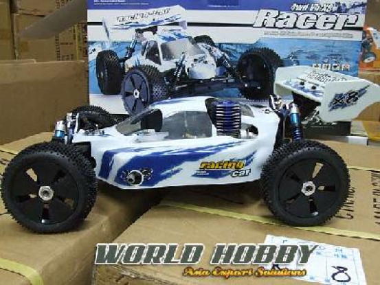 VH Nitro Buggy 1/8 Scale RTR