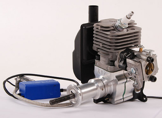 XY 26cc A-Spec V2 Gas engine