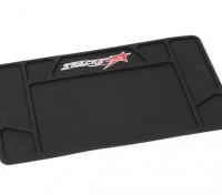 TrackStar Rubber R/C Work Mat (395 x 250mm)