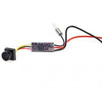 Kingkong Q25-Mini 5.8G 25mW 16ch Video Transmitter with 600TVL CMOS 1/4 Micro FPV Camera