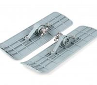Avios Grand Tundra - Optional Ski Set