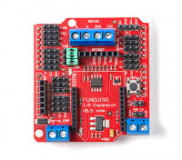 EB0008 Funduino-Xbee-BLUEBEE-sensor-extension-board