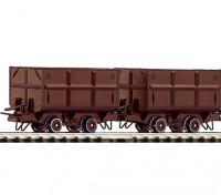 Roco/Fleischmann HOe Scale Side Tipping Wagons (2 pcs)
