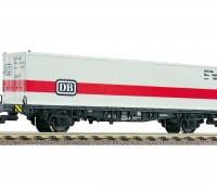 Roco/Fleischmann HO Scale Flat 4 Wheel Container Carrier Wagon DB AG