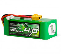 Multistar High Capacity 4000mAh 4S 12C Multi-Rotor Lipo Pack w/XT60
