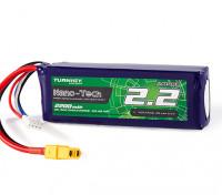 Turnigy Nano-Tech 2200mAh 3S 25C Lipo Pack w/XT60