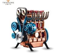 Inline Four-Cylinder Engine Model