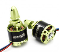 Turnigy Multistar 2312-460Kv HV 12 Pole Multi-Rotor Outrunner Set CW/CCW (2)