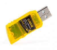 Orange FrSky USB Dongle for Flight Simulator
