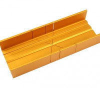 Zona Thin Slot Aluminum Miter Box